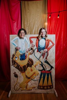 Circus Photo Backdrop from The Greatest Showman Inspired Circus Party on Kara's Party Ideas Carnival Themed Party, Carnival Birthday Parties, Circus Birthday, Birthday Party Themes, Fall Carnival, Vintage Carnival, Vintage Glam, Vintage Circus Party, Adult Circus Party