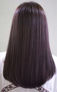 野口 輝/vicushair Haircuts Straight Hair, Long Hair Cuts, Round Haircut, Medium Hair Styles, Short Hair Styles, Ulzzang Hair, Cute Hair Colors, Luscious Hair, Mid Length Hair