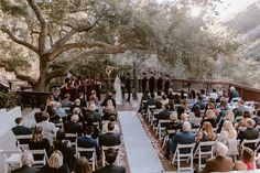 16 Affordable Los Angeles Wedding Venues on Here Comes The Guide | Venue pictured: The 1909 • Topanga, California