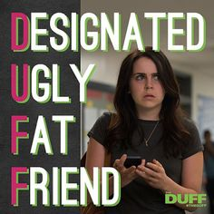 All about fashion: The Duff: Movie Review!