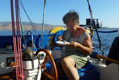 Sailing on - single handed