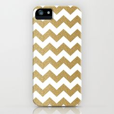 Sparkling Chevron iPhone & iPod Case
