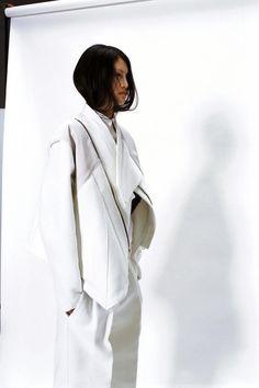 White suit !
