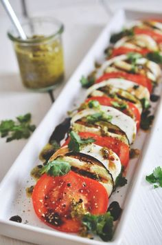 Salades composées originales entrées froides