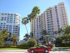 Ocean Boulevard, Pompano Beach, Florida