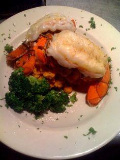 Lobster dinner #ArmitronMakeTime