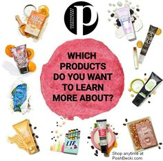 Let me know if you need more info on any of our products! PoshBecki.com