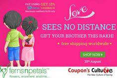 #Fnp #Offers #Rakhi #Celebration Upto 40% + Extra 15% Off on Rakhi Gifts. #Shop Now