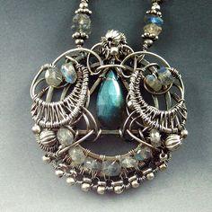 Lakshmi Goddess necklace by Samantha_Braund, via Flickr