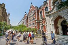 Du học Nhật Bản Đại học Keio-đại học danh tiếng thế giới