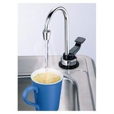 Captivating Instant Hot Water Dispenser