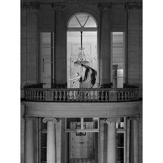 """Die Kampagne """"Rue de l'Université"""" zur ersten Couture-Kollektion von Hedi Slimane für Saint Laurent wird mit den Septemberausgaben in den Magazinen erscheinen"""