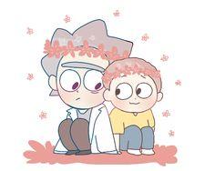 d83e328ef7a Imágenes yaoi de Rick and Morty (Rick×Morty). Si no te gusta
