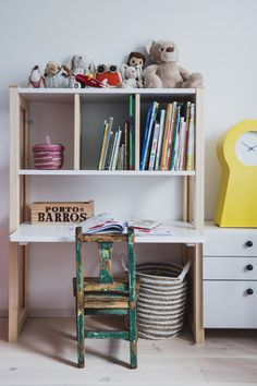 make a desk for your child with Lundia Classic