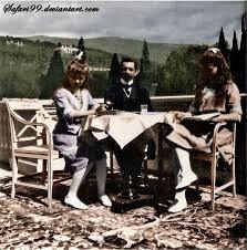 Pierre Gilliard et ses Elèves... les GRANDES DUCHESSES