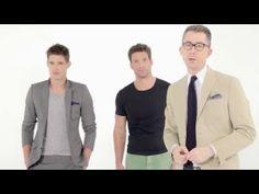 T-Shirts - GQ Rules Season 6: Episode 5 - Mens Style & Fashion Tips - GQ Rules - YouTube