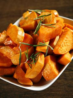 Sweet Potatoes for Fiber  Many people with type 2 diabetes love potatoes, but can't afford the starch. Sweet potatoes are a great alternative, McLaughlin says. They are high in fiber and vitamins A and C.