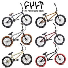 2017 @cultcrew complete bikes have landed!! Hit the site to check the full range. #cultcrew #cultfamily #maintaineveryday #cult2017 #bmxbike #bmx #bmxstore #bmxshop