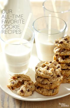 You can't go wrong with one of these classic cookie recipes: http://www.bhg.com/recipes/desserts/cookies/favorite-cookie-recipes/?socsrc=bhgpin111413cookies