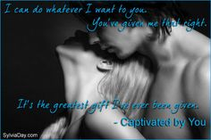 Captivated by You (Crossfire, by Sylvia Day Sylvia Day Crossfire Series, Jamie Mcguire, Art Of Seduction, Outlander Book, Day Book, Book Boyfriends, Book Nerd, Love Book, Book Series