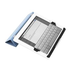 Touchfire - is the world's thinnest, lightest iPad keyboard. It adds no noticeable weight or size, yet makes typing on your iPad fast, accurate and comfortable.