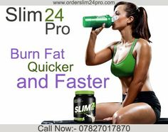 Slim 24 Pro is a By Product that can be collected from the procedure of dairy products making. Slim 24 Pro- Protein powder of proteins can be combined along with dairy and mineral water so that it is just like that of milkshake or smoothie for consuming. http://herbaslim24pro.com
