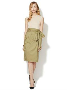 Relinde Sarong Skirt by Escada on Gilt.com