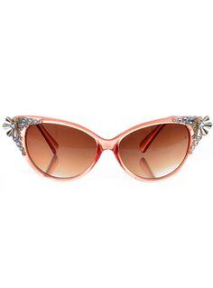 cat eyes, sunglass, rockabilli accessori