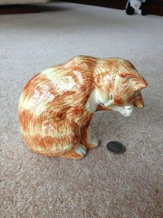 1000 Images About Cat Figurines On Pinterest Figurine