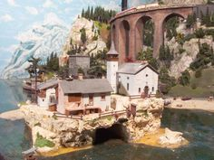 Miniaturwunderland in Hamburg, Germany is the biggest Model Railroad Layout in the world. We are proud that we had supplied them with our Model Train Figures from http://www.modelleisenbahn-figuren.com