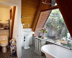 Dream bathroom... I love everything about this.