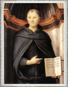 Santa María, Madre de Dios y Madre nuestra: San Nicolás de Tolentino, 10 de Septiembre