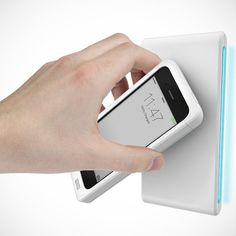 Fancy - iPhone 5 Magnetic Conductive Charger by BlueFlame