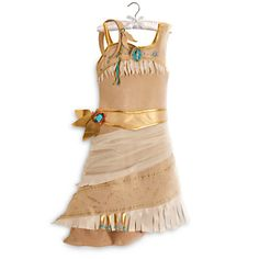 Pocahontas Costume Collection for Girls