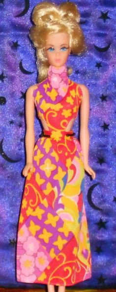 8680 ~ BARBIE 1973 BEST BUY #8680 RARE FRANCIE'S WILD FLOWERS #3456 VARIATION!