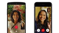La nueva característica videollamadas de WhatsApp pronto se hallará disponible para todos los usuarios de manera oficial. Aquí te indicamos como utilízala.