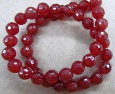 Coral vermelho - pedra brasileira
