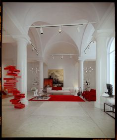 The Red Carpet Room by Andrea Bertaccini   3D   CGSociety