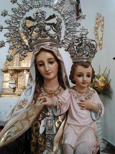 Que la Virgen del Carmen los bendiga saludos feliz tarde Dios los bendiga.❤❤❤ - Inocencia Mendoza - Google+