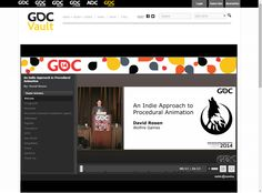 GDC Vault - Animation Bootcamp: An Indie Approach to Procedural Animation