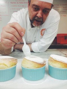 A Simple Tip for Beautiful Soufflés