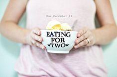 Ideas creativas para anunciar un embarazo 1