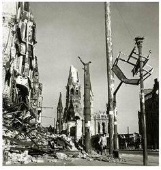 Berlin, by Robert Capa 1945