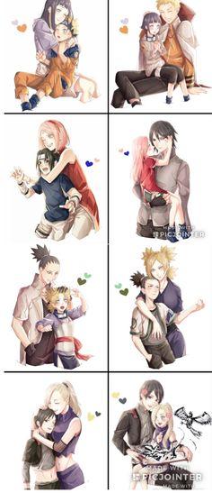 Naruto This is ridiculously accurate. Anime Naruto, Naruto Sasuke Sakura, Naruto Comic, Naruto Cute, Naruto Shippuden Sasuke, Otaku Anime, Wallpaper Naruto Shippuden, Manga Anime, Couple Naruto