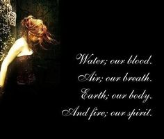 water our blood