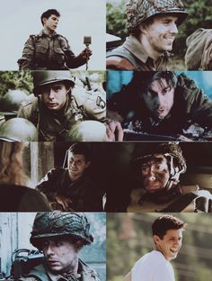 Band of Brothers • George Luz ❤️