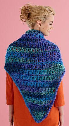 Shawl, Creative and Crochet patterns on Pinterest