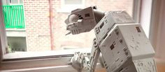 at-at - wants to go out and play!