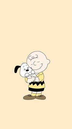 Snoopy and Charlie Brown Wallpaper Qoutes, Snoopy Wallpaper, Cute Wallpaper Backgrounds, Wallpaper Iphone Cute, Charlie Brown Snoopy, Snoopy Love, Sister Wallpaper, Wallpaper Bonitos, Korea Wallpaper