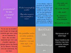 Frases de Libros: Collage frases de libros juveniles